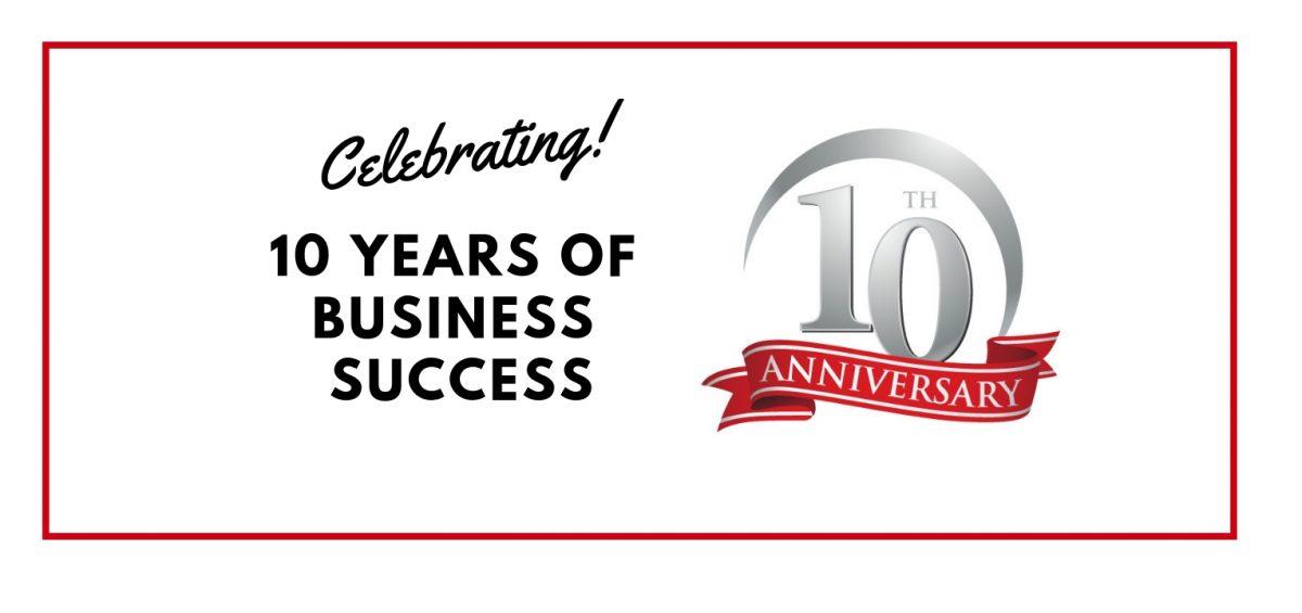 10 year anniversary miit